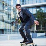 Le phoning ? C'est comme le skateboard !