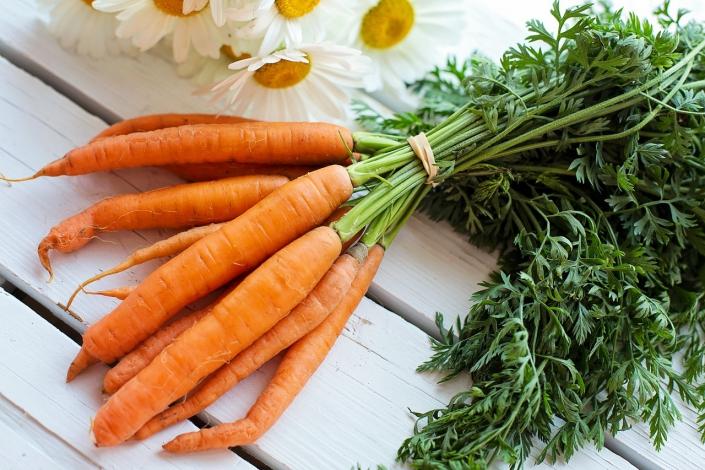 Pour vendre vos carottes
